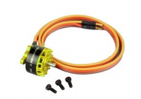 OSHM2065-Y M2 3D Helicopter  Tail Motor set yellow (EXP/V1/V2) [OS-]