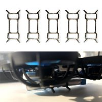Beta65X 2S HD/FPV 2S Battery Holder & Little Feet (5pcs) [VT]