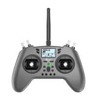 Jumper T-Lite CC2500 Multi-Protocol Remote Controller Hall Sensor Gimbal OpenTX 技適マークあり [09-736]