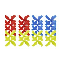 LDARC 1545-4blades Prop rainbow(hole diam:1.5mm) []
