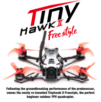 EMAX Tinyhawk II Freestyle BNF (SFHSS version) [FB-6498513]