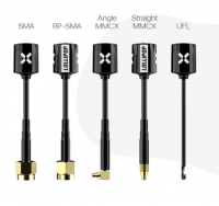 Foxeer 5.8G Micro Lollipop 2.5dBi High Gain Super Tiny FPV Omni Antenna RHCP (Black)[OP]