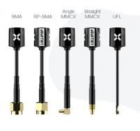 Foxeer 5.8G Micro Lollipop 2.5dBi High Gain Super Tiny FPV Omni Antenna RHCP (RED)[OP]