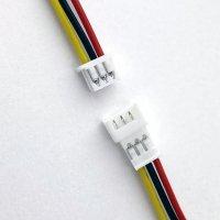 Molex PicoBlade 1.25mm (3P) Cable (7.5cm / 1ペア) [FB-5384063]