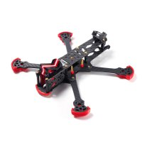HGLRC Sector 5 V3 HD Freestyle 3K Carbon Fiber Frame Kit for RC Drone FPV [MA-]