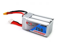 GNB 750mAh 4s 14.8v 80c XT60 LiPo Battery [FB-4837680]
