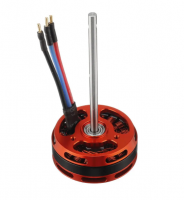 OMPHOBBY M2  RC Helicopter Parts R40-3 Brushless Main Motor - Orange (EXP/V1/V2)[OS-]