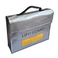 LI-PO SAFE BAG (Silver / 24x20x6cm) [FB-4617623]