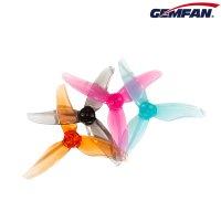 Gemfan Hurricane 2512 3-Blades Tri Propeller 4 Pairs [OP]