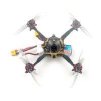 Happymodel 1-2S Crux3 3 inch Brushless Toothpick SFHSS/Frsky SPI Receiver [HAPPY-CRUS3]