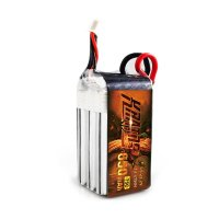 ☆New Year Sale☆ HGLRC KRATOS 6S1P 22.2V 650mAh 75C Lipo Battery with XT30 Plug [MA-6573]