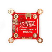 HGLRC Zeus 800mW Smart Mounting 20*20 / 30*30 VTX For FPV Racing Drone [MA-6512]