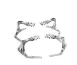 TGZ380 3軸 ジャイロ フライバーレス システム (日本語説明書付き) (TR)
