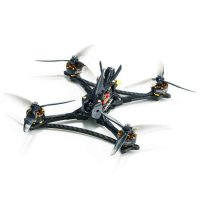 HGLRC Wind5 Lite FPV Racing Drone Predator 5 version BNF SFHSS [MA-OP]