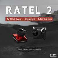 Ratel 2 caddxfpv micro size starlight low latency freestyle FPV camera []