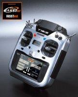 ☆送料無料☆ 双葉 16IZH 2.4GHz FASSTest ヘリ用 MODE1 送信機単品