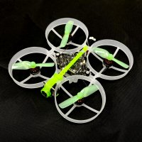 Happymodel Moblite7 1S 75mm Ultra-light ブラシレス Whoop FPV レーシング ドローン  []