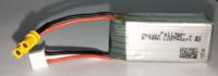F-025 7.4V 700mAh 25C Battery [0F-025]