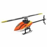 YU XIANG F180 2.4GHz 6CH Flybarless 3D/6G RC ヘリコプター BNF SFHSS[]