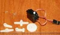 1.2kg Analog 6g Micro Servo For F3P KT RC Airplane Mini Aircraft [HJ]