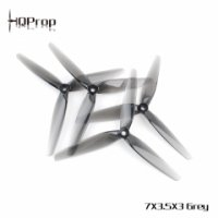 HQProp 7X3.5X3 Light Grey (2CW+2CCW)-Poly Carbonate [HQ-796398]