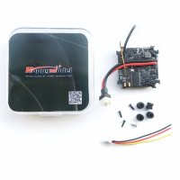 Happymodel Mobula6 - Crazybee F4 Lite 1S Flight Controller AIO ESC Receiver & 25mW VTX [08-414]