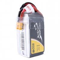 Tattu 850mAh 14.8V 75C 4S1P Lipo Battery Pack With XT30 Plug [Tattu]