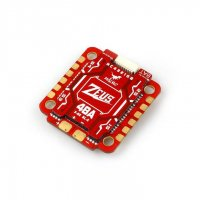 HGLRC Zeus 48A 4in1 ESC 3-6S BL_S with Heat Sink for FPV Racing Drone Freestyle[MA-}