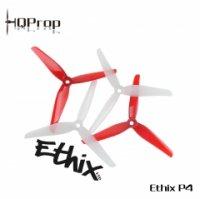 HQprop Ethix P4 Candy Cane Prop (2CW+2CCW)-Poly Carbonate[HQ-796411]