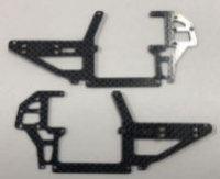 F180 Main Frame CF part [F180-019]