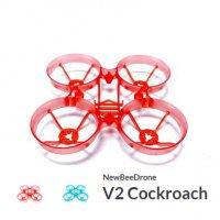 NewBeeDrone V2 Cockroach Brushless Super-Durable Frame 65mm [NB-02AK01]