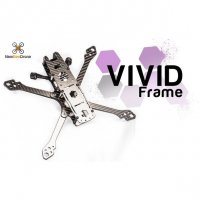 NewBeeDrone Vivid - 5 inch Freestyle HD Frame [NB-01AD03]