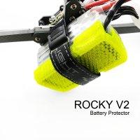 ROCKY V2 Battery Protector TPU [VT] バッテリー プロテクター [VT]