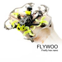 Flywoo Firefly hex nano Hexacopter Analog Micro Drone (with prop guards) BNF [FW-]