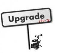 CB100 upgrade part