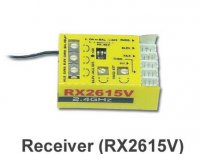 HM-V120D05-Z-26 - Receiver (RX2615V)  (NEW Ver)