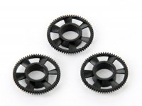 Xtreme社 Auto Rotation Gear (Gears only x 3 pcs) -MCPX011用 (MCPX011-A)