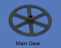 Genius CP-Z-08 Main Gear