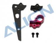 【H15T003XXW】 テールモーターマウント メタル製 Tail Motor Mount  【T-REX150/150X】 (TR)