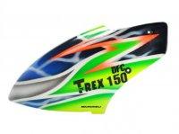 Airbrush Fiberglass Lightning Thunder Canopy - T-REX 150 DFC [MH-TX15080LT]