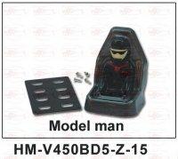 HM-V450BD5-Z-15 Model man