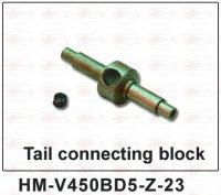 HM-V450BD5-Z-23 Tail connecting block