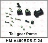 HM-V450BD5-Z-24 Tail gear frame