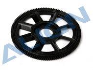 【H45156QA】 メインギア Main Gear 121T/M0.6 ハス歯 【450S/SE/SE V2/Sport/Sport V2/Pro/Pro V2/Plus】 (TR)