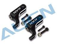 【H45164】 メインローターホルダー 黒 【450DFC/Sport/Sport V2/Pro/Pro V2】 (TR)