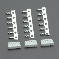 6-hole Molex PicoBlade plug 1.25mm (HJ)