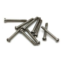M1x8 Stainless Mechanical Screw (10pcs ) (HJ)