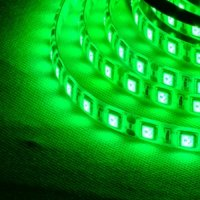 GREEN super high bright LEDライト (HJ)