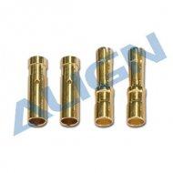 M480027XXW 4mm ゴールドコネクターセット 【M470/M480L/M690L】 (TR)