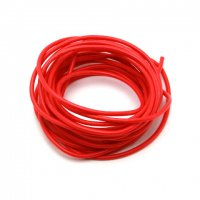 AWG Silicon Wire (10CM / 16# / Red) [03-169]